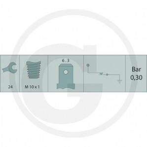 Sonda ulei M10*1 0.3-0.6 bar HELLA