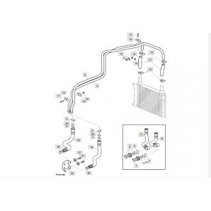 Furtun hidraulic RE230454