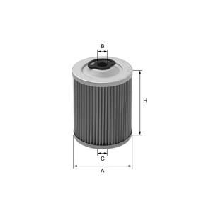 Filtru combustibil XN228 Same